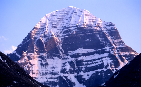 Kailash, le chemin vers Olmo Lungring